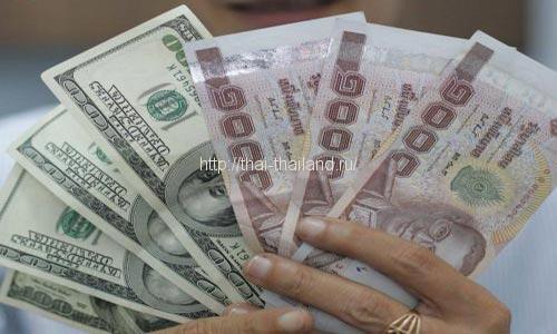 Как поменять доллары на евро