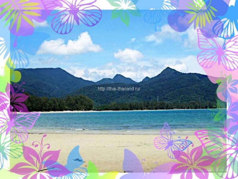 Пляж Чай Чет (Chai Chet Beach)