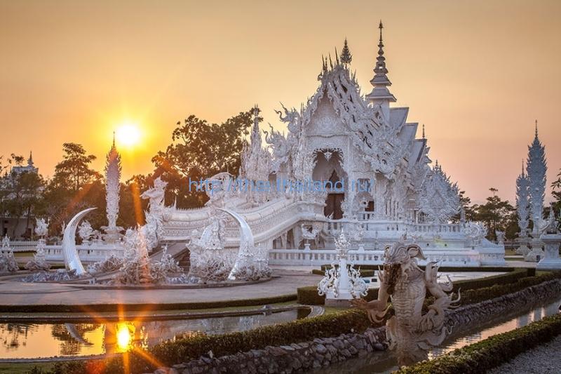 Лучшие места в Тайланде