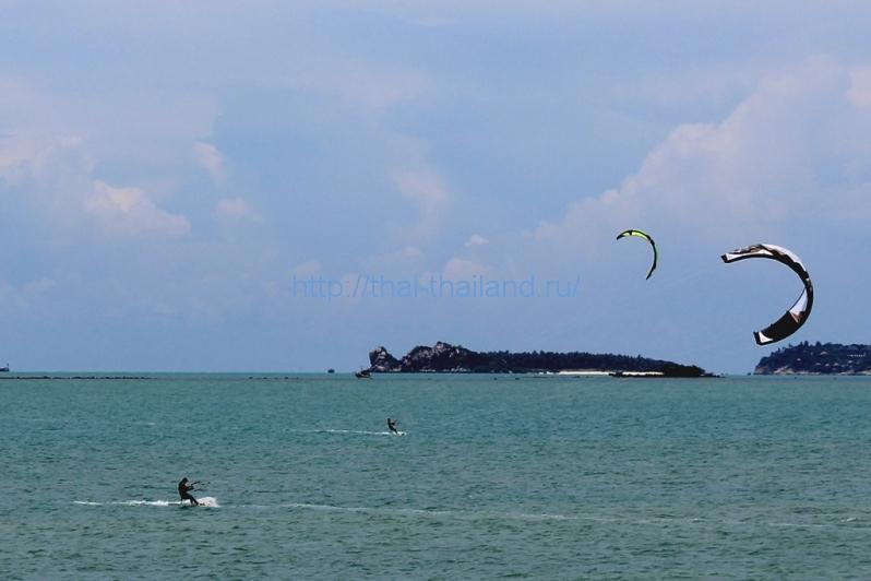 Серфинг в Тайланде