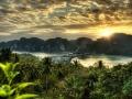 Фото заката на Пхи-Пхи