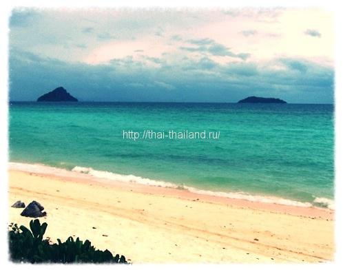 Пляж Лаем Тонг
