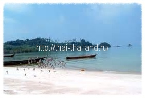 Пляж Пак Нам