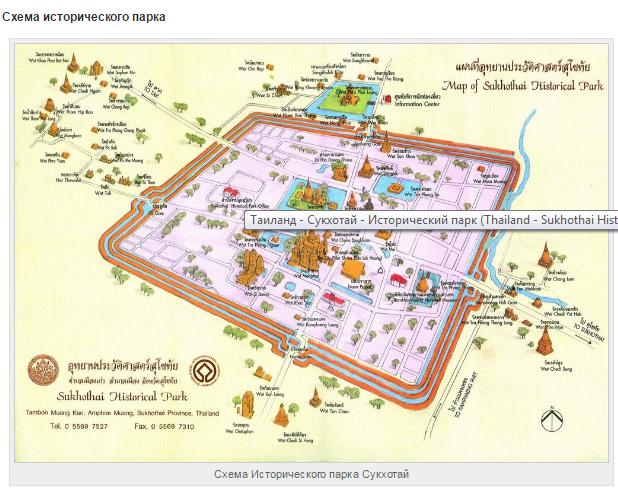 История карта