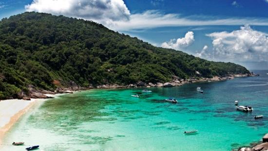 андаманское побережье