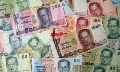 деньги тайланд