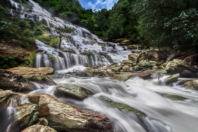 водопад майе я
