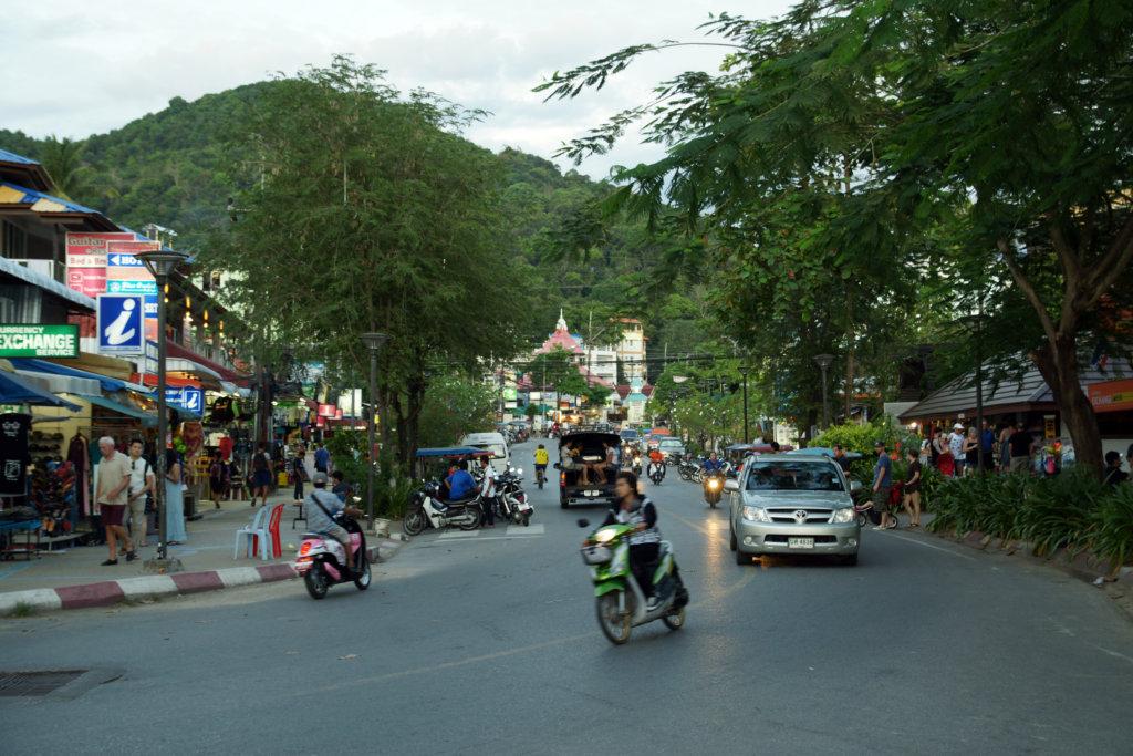 город ао нанг