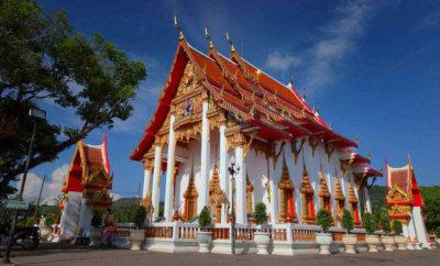 ват чалонг храм