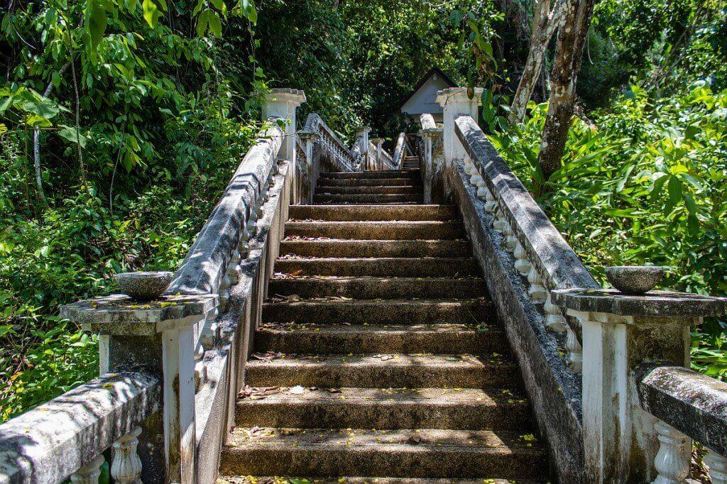 лестница кату