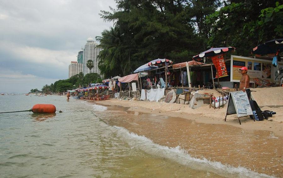 мусор пляжа вонгамат