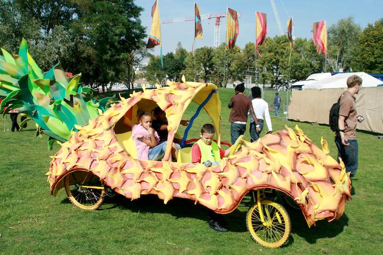 праздник ананасов
