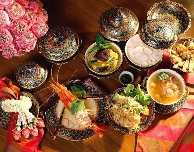 национальная кухня чиангмай