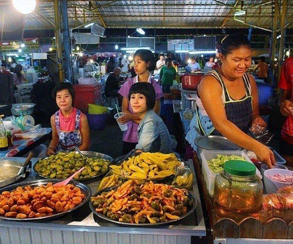 ночной рынок пхукет
