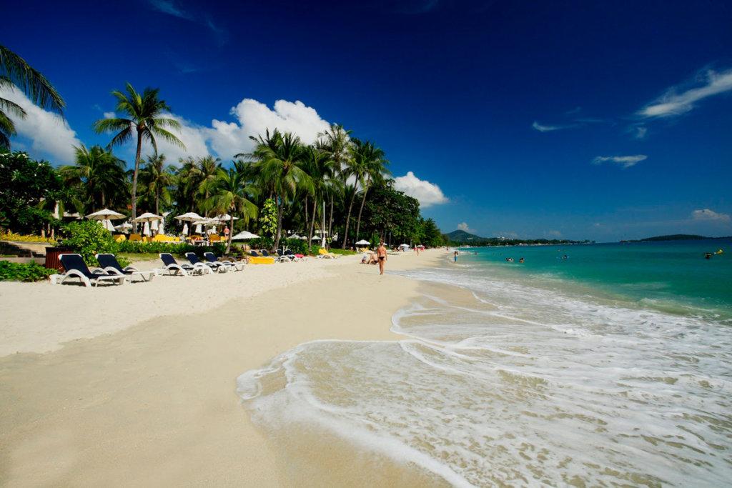 пляжи таиланда1