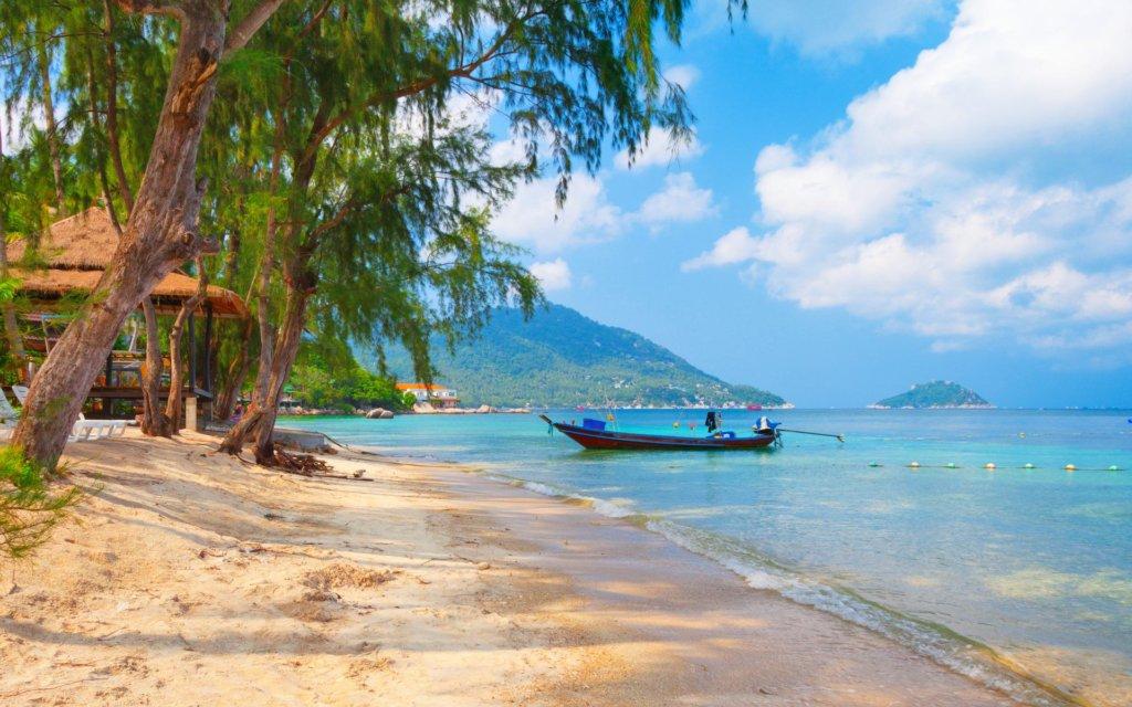 пляжи таиланда2