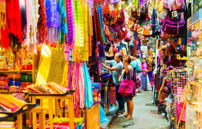 рынок тайланд