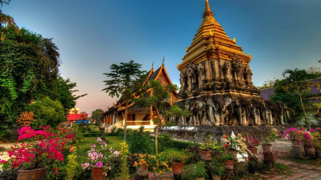 Лето в Таиланде