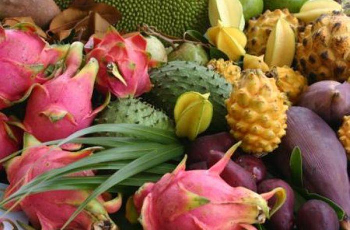 фруктовый ассортимент