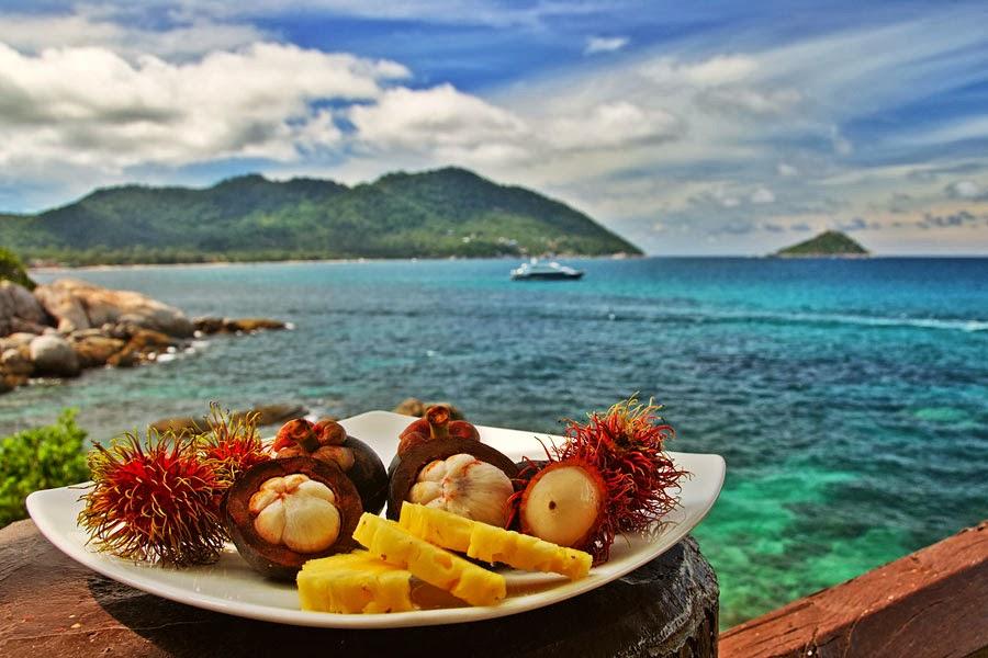 Image result for фрукты на пляже