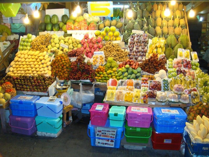 контейнеры для плодов