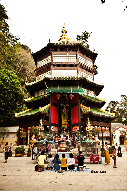 храм краби