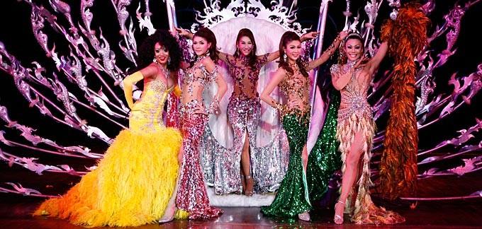 Тайланд шоу трансвеститов какое интереснее