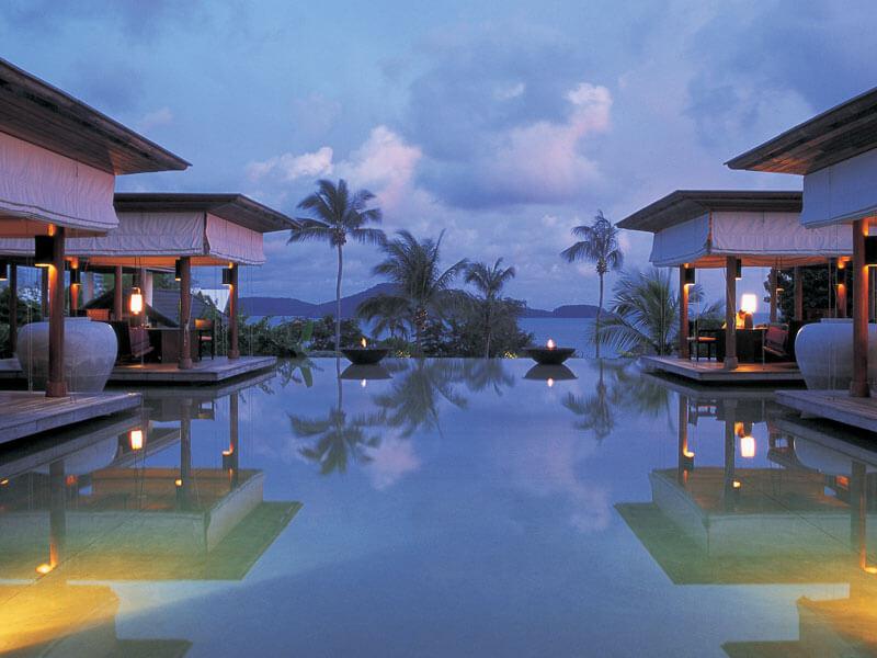 выбор отеля в Тайланде