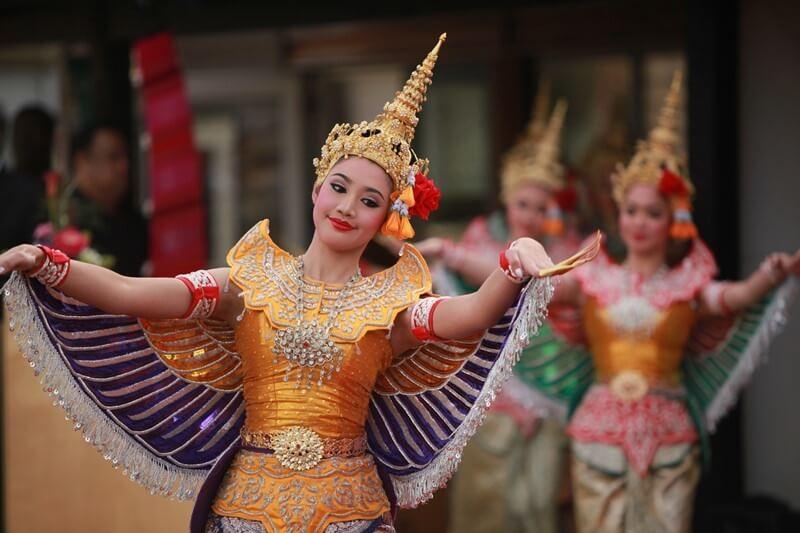 Культура в Тайланде