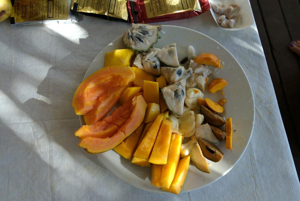 танжерин и тамарид