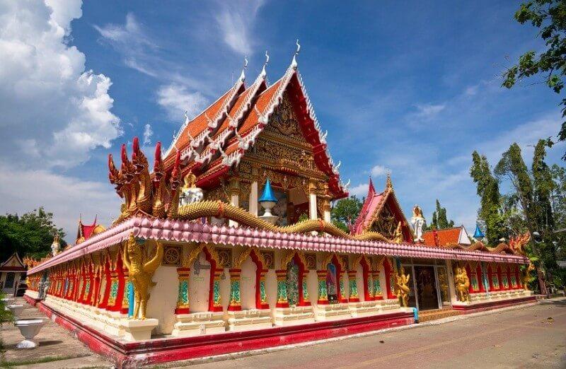 Храм Пра Нанг Санг
