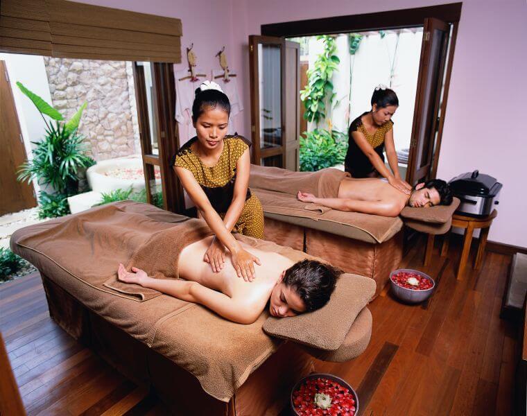 сервис в отелях Тайланда