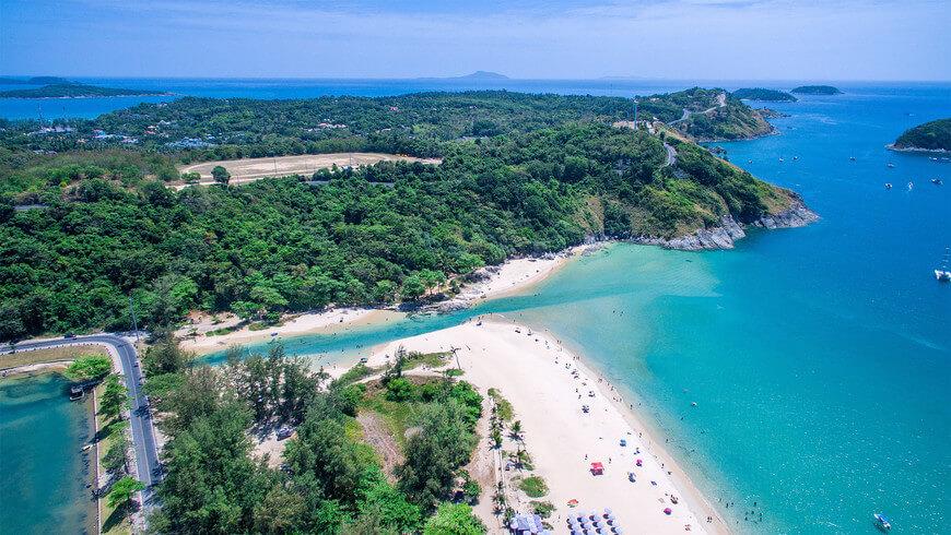 пляж Нaй Хaрн