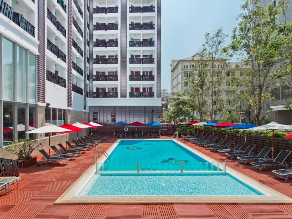отель 3 звезды в Тайланде