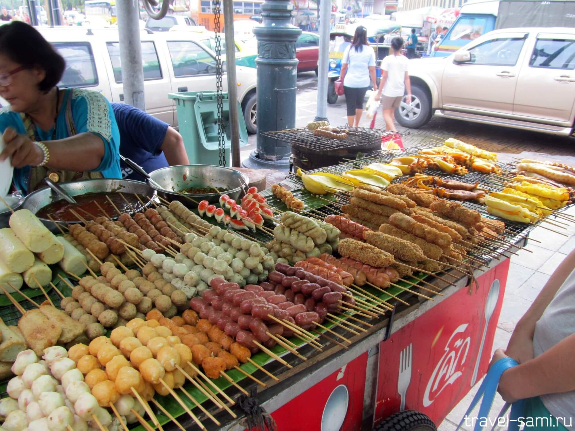 Сколько денег брать в Таиланд  бюджет цены на Пхукете