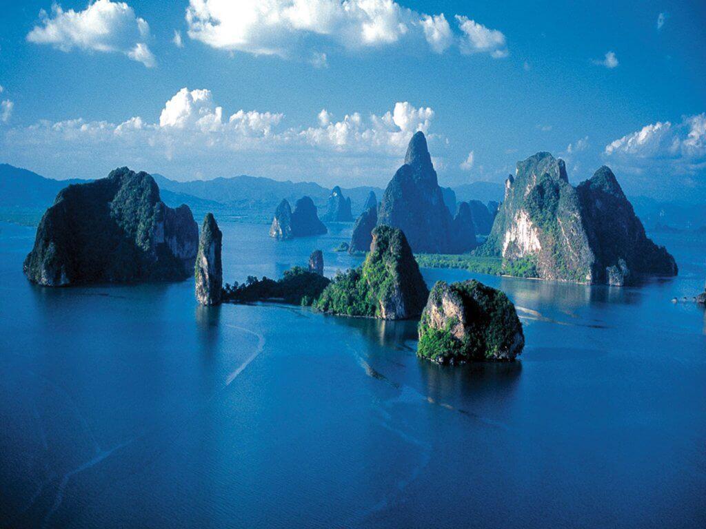 залив Пханг Бэй