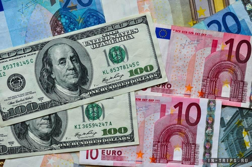 какие деньги брать в Тайланд
