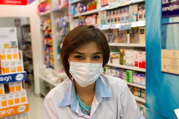 таблетки с собой в Тайланд