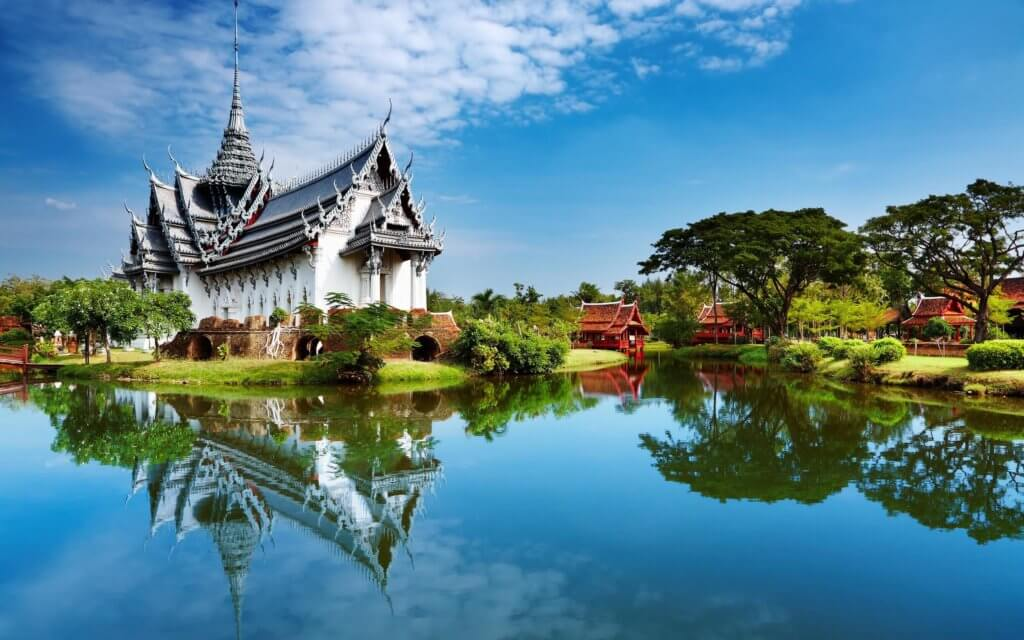 Тайланд весной