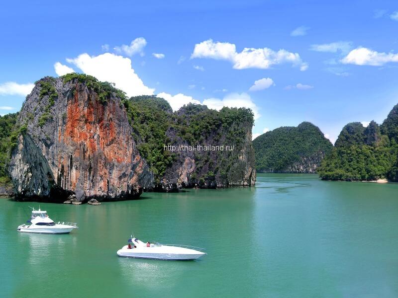Отдых в Тайланде в октябре