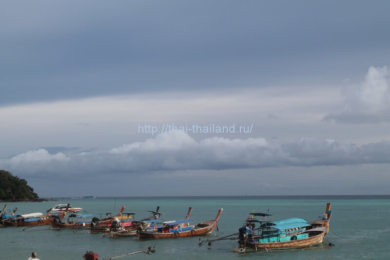 погода в Тайланде осенью