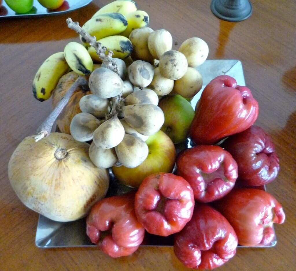 фрукты для вывоза из тайланда
