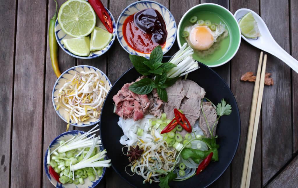 кухня во Вьетнаме
