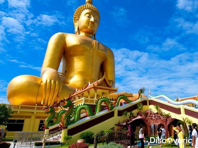 Храм Ват Муанг