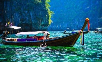 Сезон дождей в Тайланде - что посмотреть в это время -