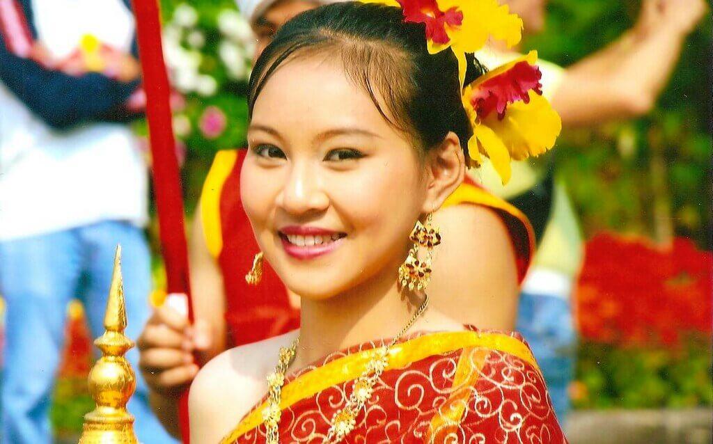 тайские женщины фото уверенных